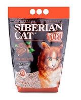 Сибирская Кошка Тофу Кофе наполнитель комкующий 12 литров