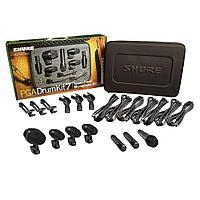 Комплект микрофонов для ударной установки Shure PG Alta Drum Microphone Kit 7