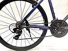 "Велосипед Axis 700 V гибридный велосипед. City Bike 21"". Гибрид. Рассрочка. Kaspi RED., фото 4"