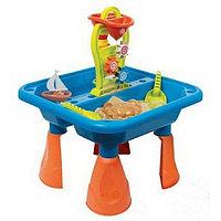 Игрушка PlayGo Детский стол многофункциональный с аксессуарами для игры с водой и песком 5448