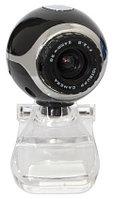 Веб камера Defender C-090 0.3 МП черный