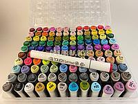 Touch Маркер Superior 120 цветов Оригинал профессиональные для скетчинга