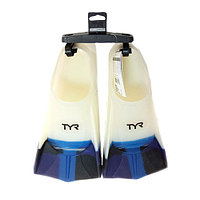 Ласты TYR Stryker Silicone Fin LFSTRKR/101 white/blue/purple р-р XXL