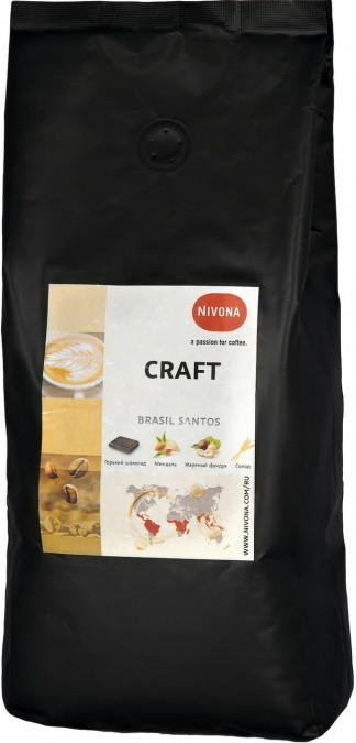 Кофе Nivona CRAFT (Robotic coffee) 1кг