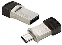 USB Флеш 128GB 3.0 Transcend TS128GJF890S метал