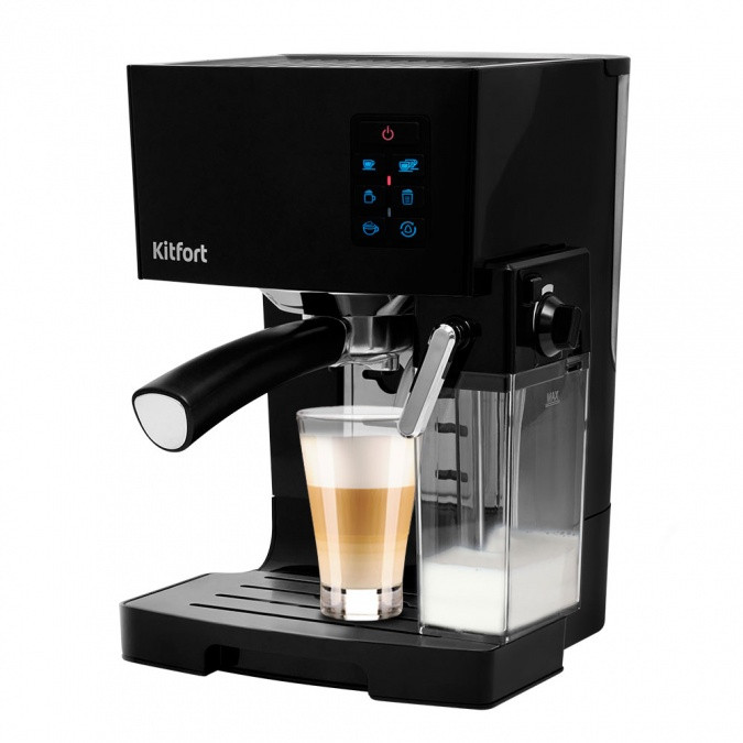 Кофеварка рожковая Kitfort KT-743