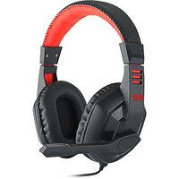 Наушники-гарнитура игровые Redragon Ares красный + черный