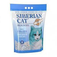 Сибирская Кошка Элитный наполнитель силикагелевый 8 литров