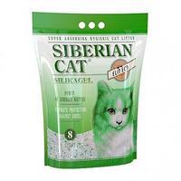 Сибирская Кошка Элитный ЭКО наполнитель силикагелевый 8 литров