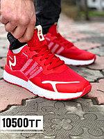 Кросс adidas красный сетка, фото 1
