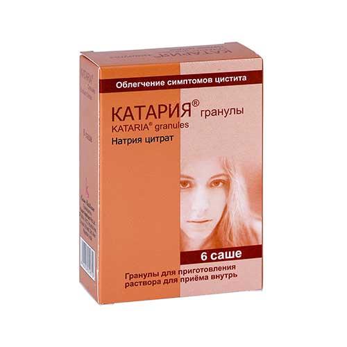 Катария 5,6 гр №6 гранулы
