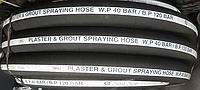 Рукав промышленный д.50 мм. 40/120 бар для растворов, бетона, штукатурки (Турция)