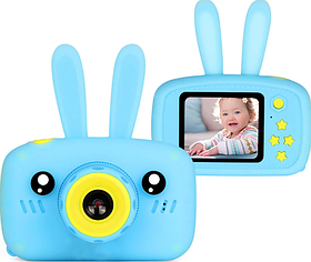 Фотоаппарат GSMIN Fun Camera Rabbit со встроенной памятью и играми