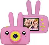 Фотоаппарат GSMIN Fun Camera Rabbit со встроенной памятью и играми, фото 3