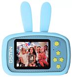 Фотоаппарат GSMIN Fun Camera Rabbit со встроенной памятью и играми, фото 2