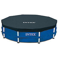 Тент для бассейна 457 СМ INTEX