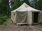 Брезентовая палатка, утепленный 5*5, фото 2