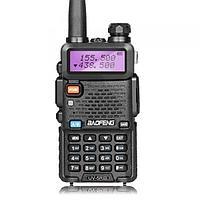 Рации Baofeng UV-5R  Радиостанции портативные Рация для Персонала, Охоты и Рыбалки, Стройки, Охраны