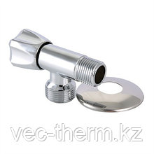 Вентиль угловой для подключения бытовой техники VALTEC