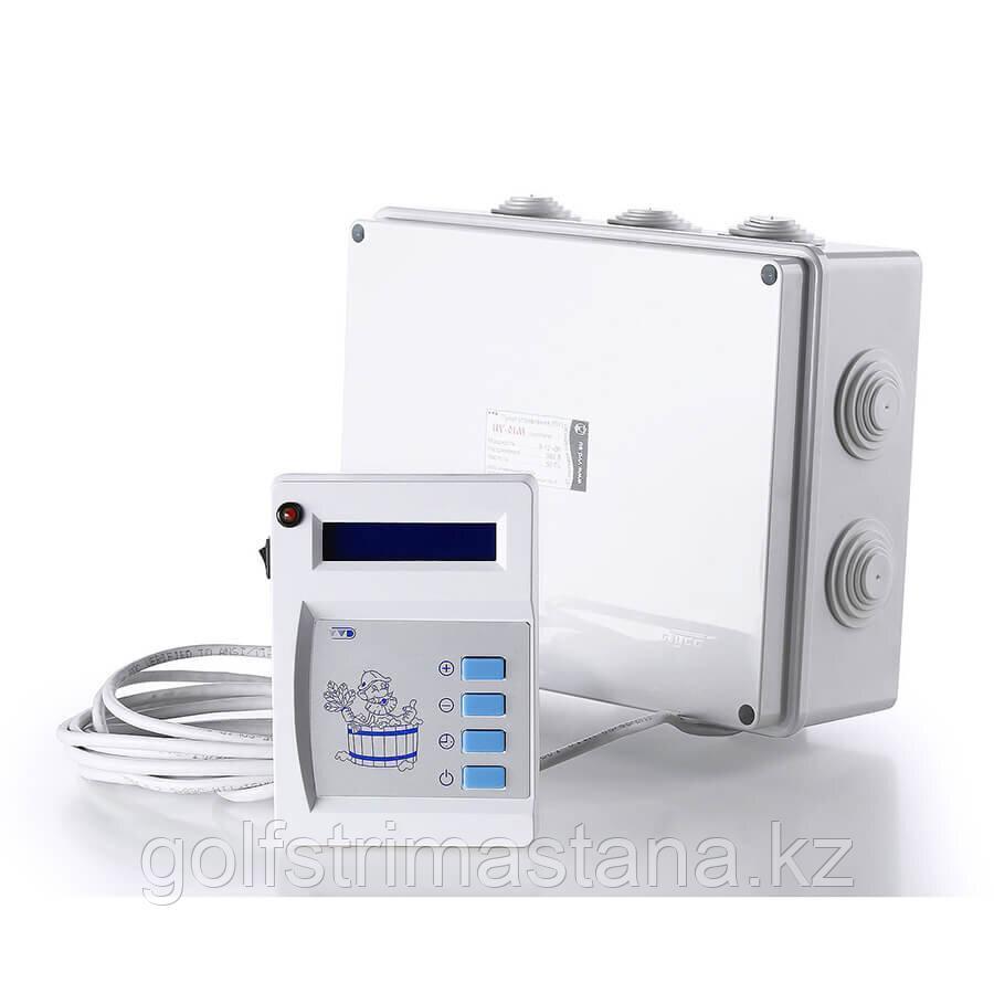 Пульт управления к паротермальным печам для бани и АЭГПП