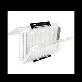 Коробка малая двухсторонняя для воблеров 22см*20см*8см высота