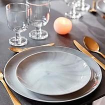 Столовый сервиз Luminarc Diwali Granit Marbre 18 предметов на 6 персон