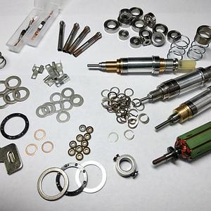Запчасти и комплектующие к оборудованию для маникюра и педикюра