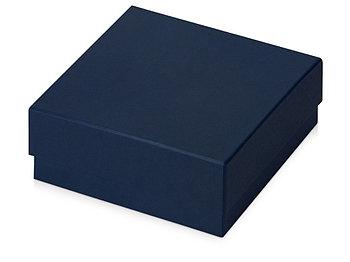 Подарочная коробка с эфалином Obsidian M 167 х 157 х 63, синий