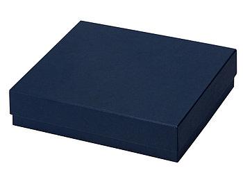 Подарочная коробка с эфалином Obsidian L 243 х 208 х 63, синий
