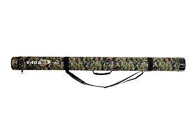Тубус большой для спиннингов пиксель Ø11см 1,4м
