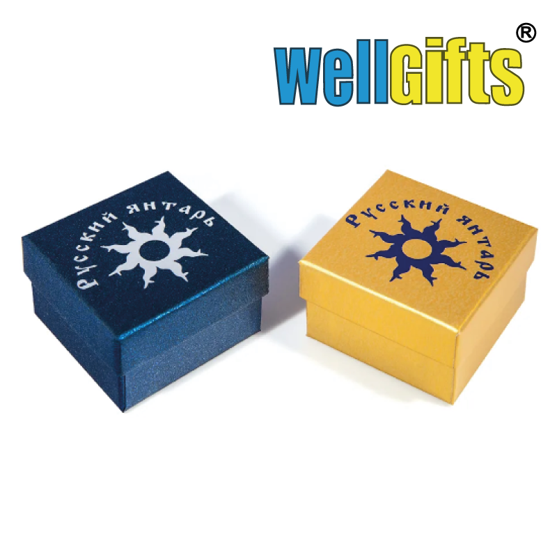Подарочные коробки с логотипом