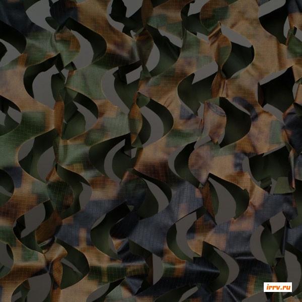 Сеть маскировочная - фото 4