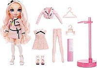 Кукла Rainbow High Fashion Белла Паркер розовая, фото 1