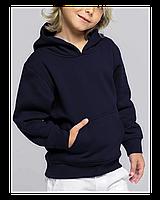 "Худи Х/Б, р-р: 30 ""Fashion kid"", Турция, цвет: темно-синий"