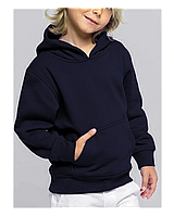 "Худи Х/Б, р-р: 34 ""Fashion kid"", Турция, цвет: темно-синий"