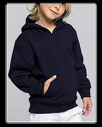 "Худи Х/Б, р-р: 36 ""Fashion kid"", Турция, цвет: темно-синий"