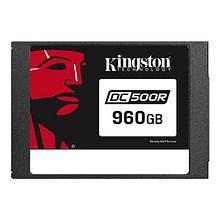 "Kingston SEDC500R/960G Твердотельный накопитель SSD DC500 960GB 2,5"" Enterprise 6ГБ/с SATA"