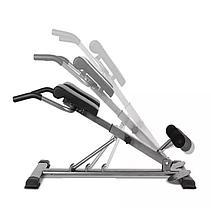 Тренажер гиперэкстензии для лечения спины до 120 кг., фото 3