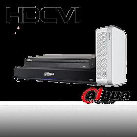 HDCVI регистраторы Dahua