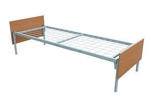 Кровать бытовая одноярусный со спинками