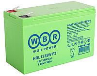 Аккумулятор WBR HRL 1235W (12В, 9Ач)