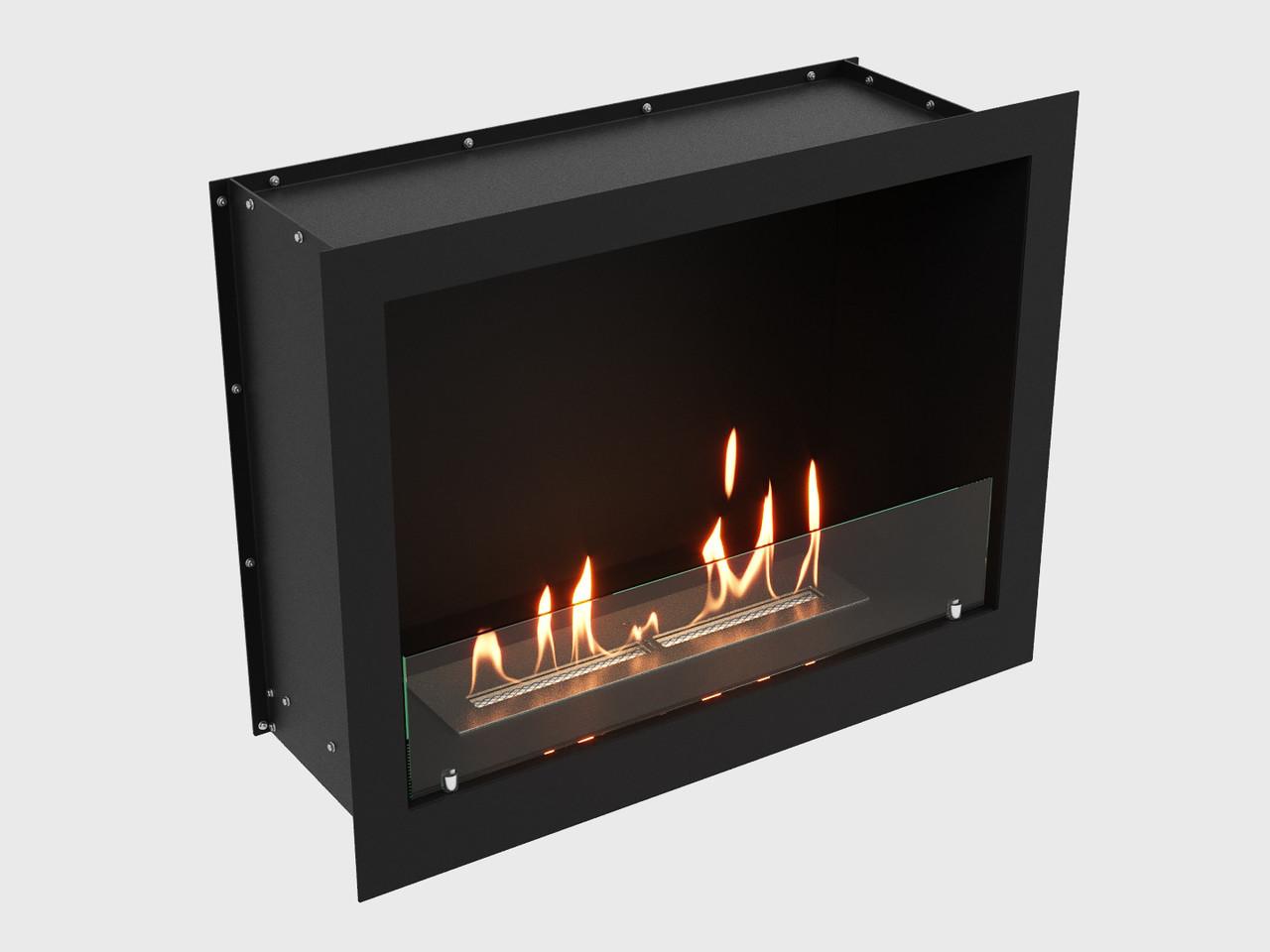 Встроенный биокамин Lux Fire Кабинет 810 М
