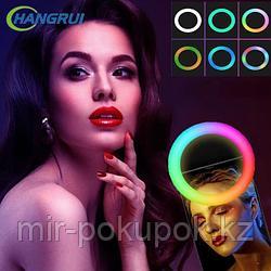 Цветное селфи кольцо для телефона