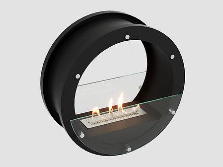 """Встроенный сквозной биокамин Lux Fire """"Иллюзион 500"""" XS, фото 2"""