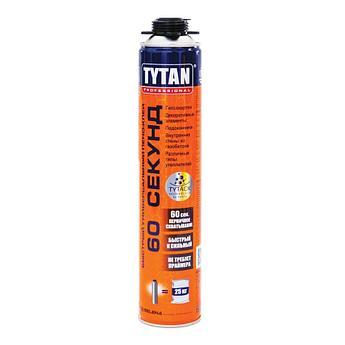 TYTAN пена-клей ПРОФ быстрый, универсальный, 60 сек, 750 мл