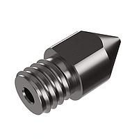 Сопло MK8 M6 (0.4/1.75мм) закаленная сталь для 3Д принтера