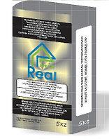 Затирка для кафельных швов серая Realmix