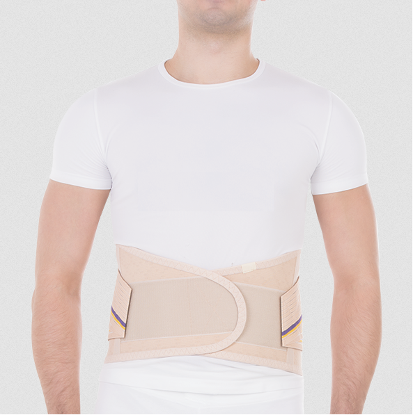 Ортопедический корсет пояснично-крестцовый Т.58.16 (Т-1586) - фото 2
