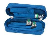Ларингоскопы для экстренной медицины серии ЛЭМ-02/Л лампочные взрослые (рукоять+3 клинка)