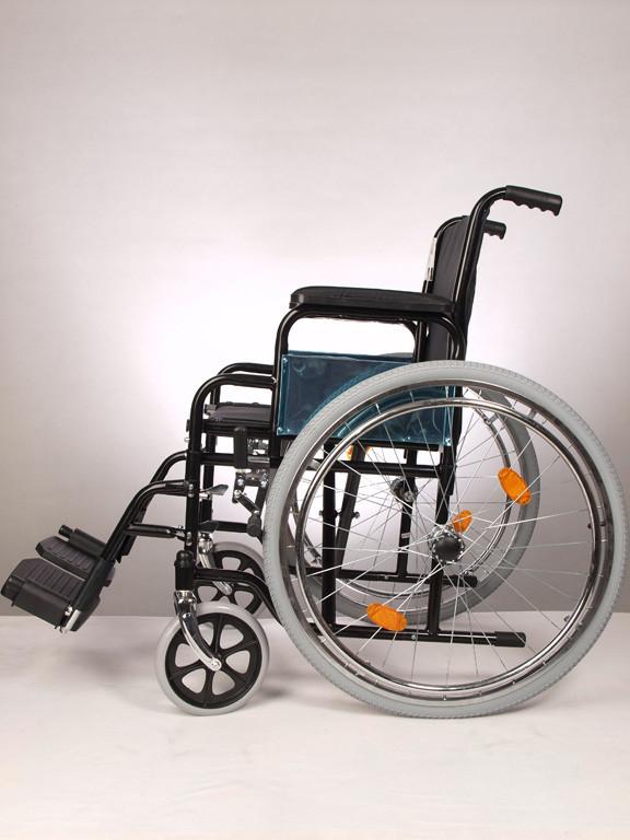 Кресло-коляска с ручным приводом (прогулочный вариант) Ergoforce - фото 4